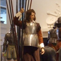 The Royal Armouries Museum in Leeds