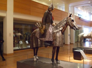 Turkish warrrior 15th century