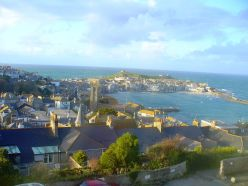 St Ives, Cornwall. Originally posted to Flickr as 2009 cornwall.stives90. Author: Char. Creative Commons