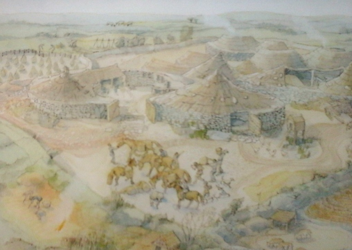carn-euny-in-the-romano-british-period
