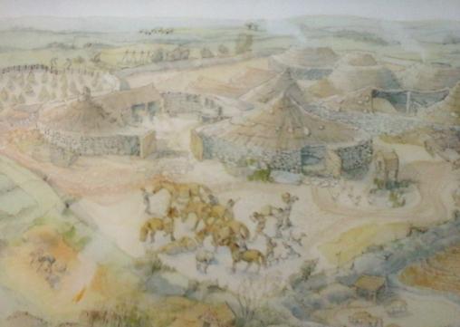 carn-euny-in-the-romano-british-period