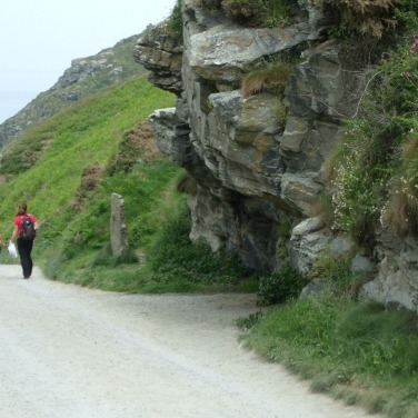 Path to Tintagel