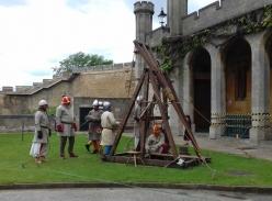 Catapult demonstration
