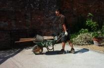 Gardener at work 1