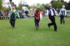 Morris dancers 5