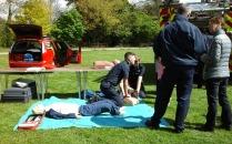 Resuscitation demo