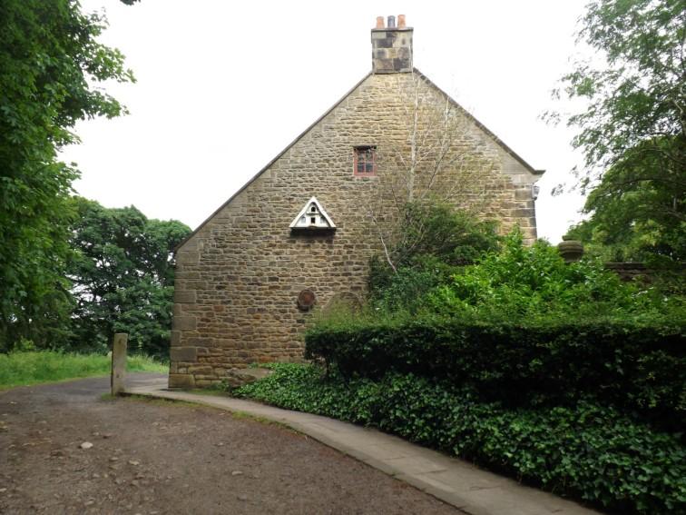 Approaching Pockington Old Hall