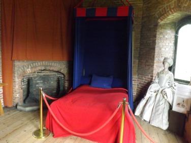 Catherine Howard's Tower Bedroom