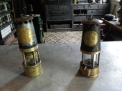 Davy Lamps