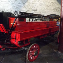 Fire Pump at Waggonway