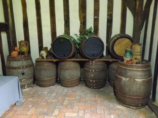 Food storage barrels