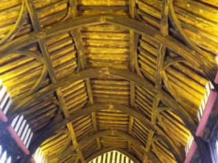 Great Hall Ceiling 2