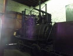 Inside Pockerley Waggonway Engine Shed
