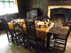 Lower dining room