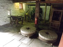 Millstones at Home Farm