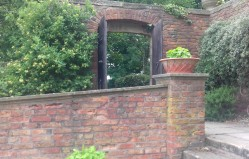Pockerley Hall Garden