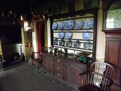 Pockerley Hall kitchen
