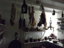 Pockerley Hall pantry