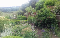 Pockerley Old Hall gardens 2