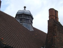 Roof of Old Hall