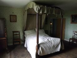 Bedroom in Pockerley New Hall