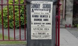 Sunday School Notice