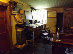 Ticket office at Waggonway