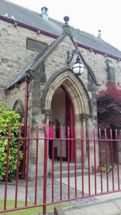 Wesleyan Chapel in the Pit Village