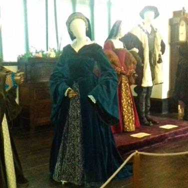 Wolf Hall Costumes