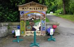 Hathersage Well Dressing 2