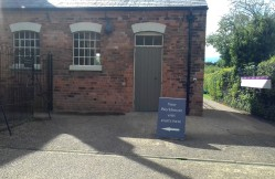 Entrance into the Workhouse