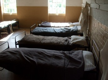Old and infirm women's dormitory
