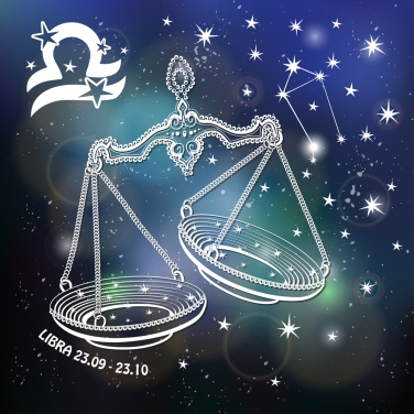 Libra astrological sign