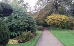 Autumn at Rufford Old Hall