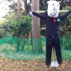 Mr Forester Scarecrow