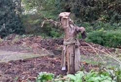 Strawberry Scarecrow 2