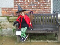 The Lancashire Witch Scarecrow