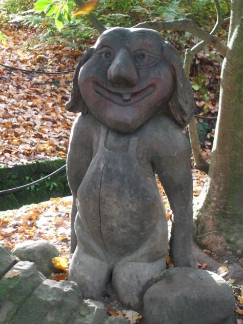 Harlow Carr Troll