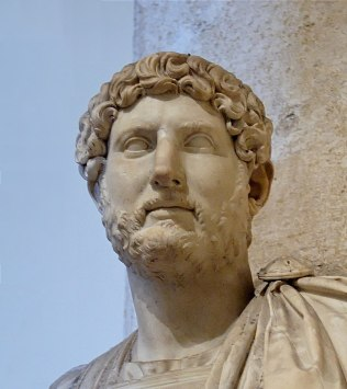 Bust of Hadrian Artist Unknown. AD117-138 Photographer: Marie Lan Nguyen. Public Domain