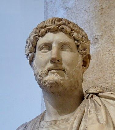 Bust of Hadrian Artist Unknown. AD117-138 Photographer: Marie Lan Nguyen. Public Domain