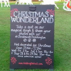 Information about the Christmas Sleigh