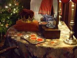 Queen of Hearts Bedroom 1