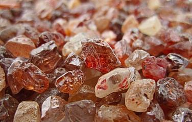 Zircon precious stone