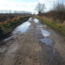 Muddy February Lanes 3