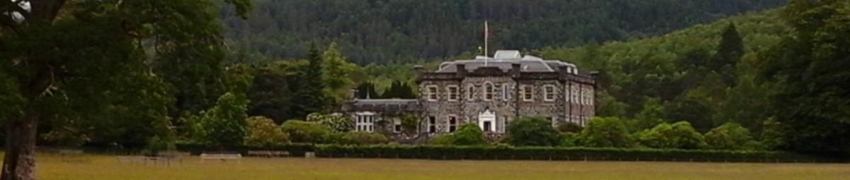 Scotland 1: Achnacarry