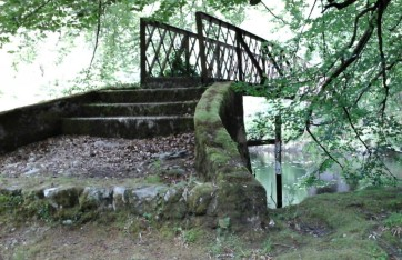 Old bridge on Achnacarry Estate