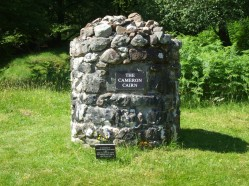 The Cameron Cairn