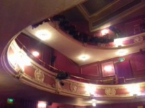 Balcony and Upper Circle