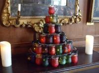 Candle jars parlour