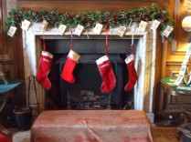 Parlour fireplace 2